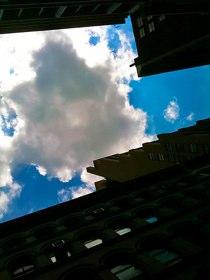 nube personal. Foto por: saerbaryo
