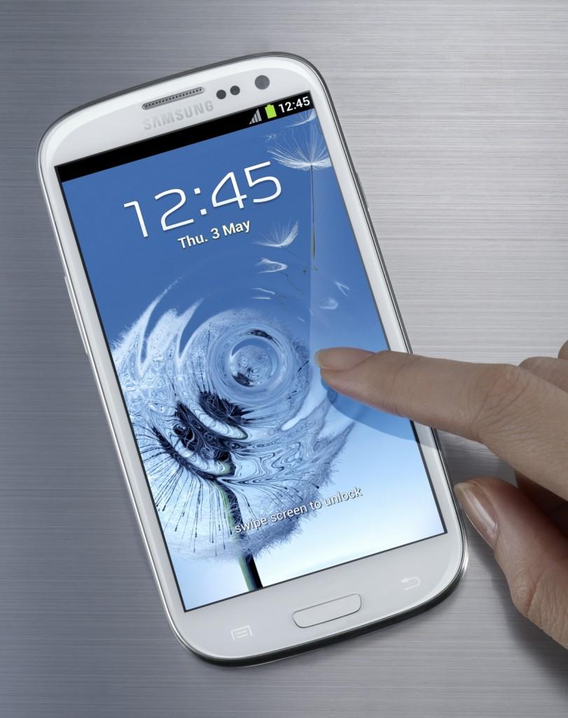 Samsung Galaxy S3: caracteristicas