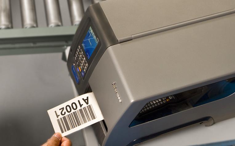 Impresora de codigo de barras