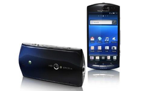 Xperia™ neo | Teléfono táctil Android - Sony Ericsson