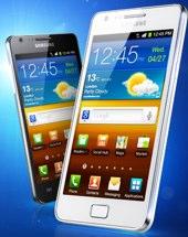 Samsung GALAXY S II-1