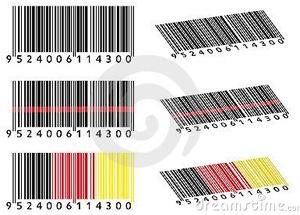 como crear codigos de barras